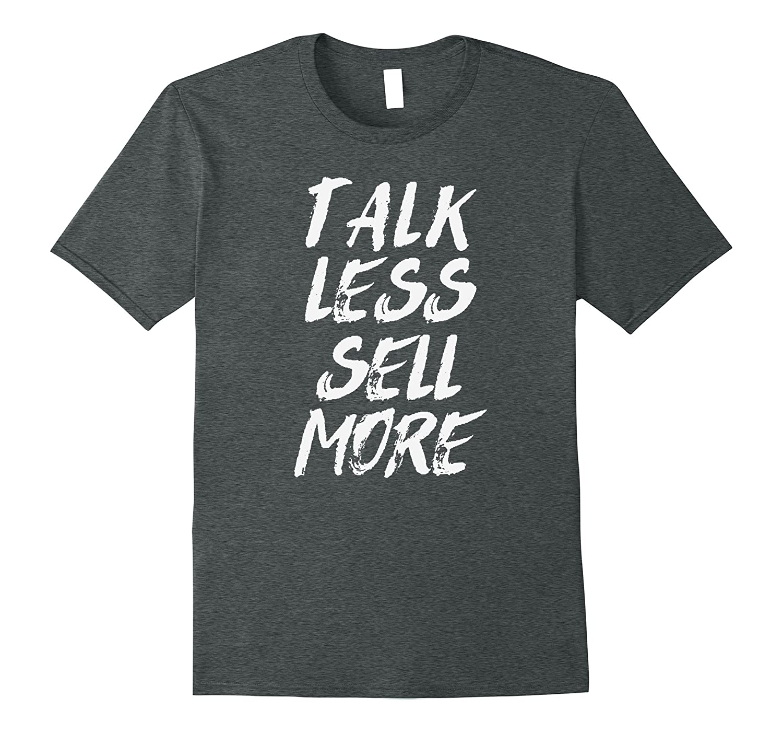 Salesperson T shirt Gift Salesman Heather-Xalozy