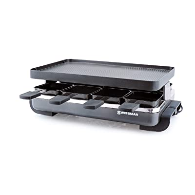 Swissmar Classic 8 Person Anthracite Raclette