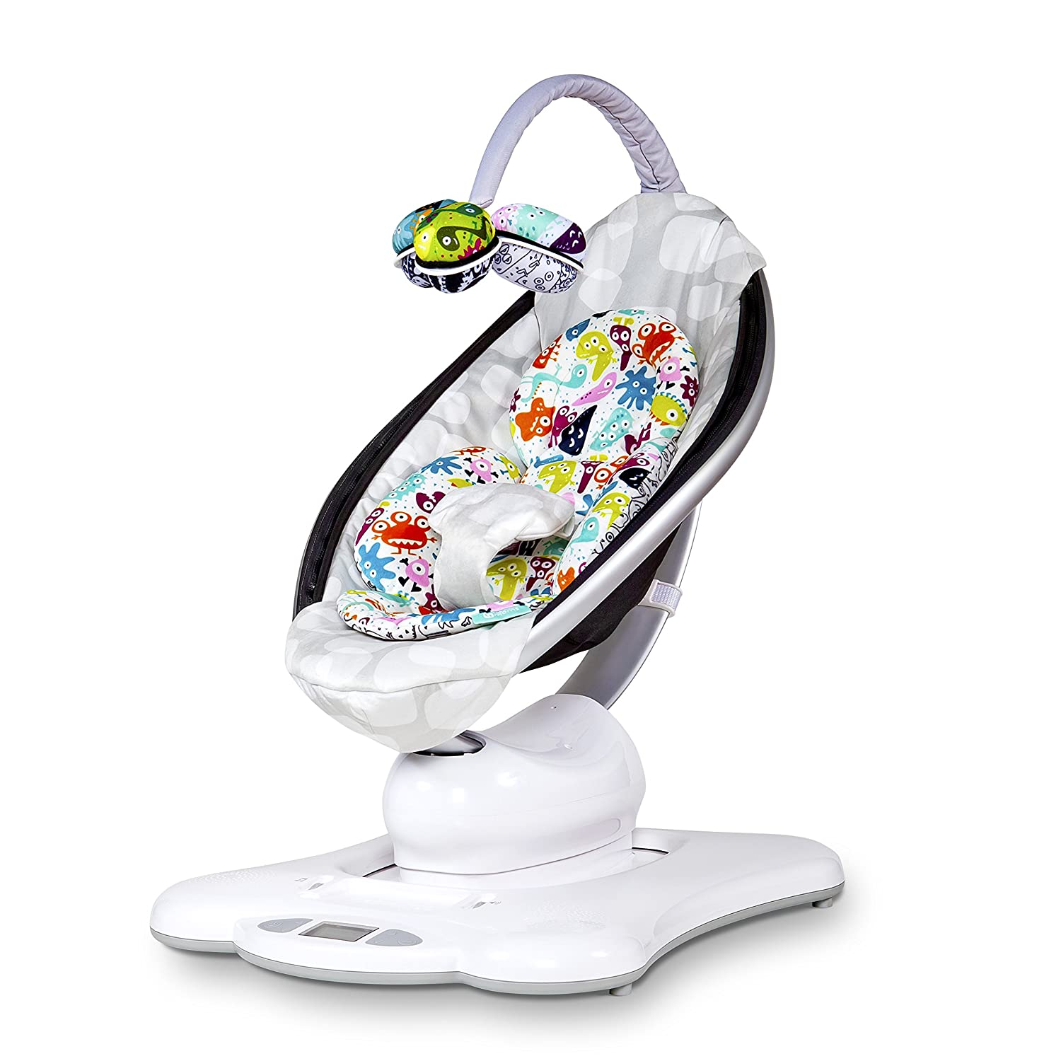 Amazon 4moms Infant Insert Monsters Infant Sitting Chairs