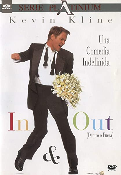 In & out (Dentro o fuera) [DVD]: Amazon.es: Kevin Kline, Joan Cusack, Matt Dillon, Debbie Reynolds, Frank Oz: Cine y Series TV