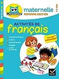 Français Moyenne Section (4/5 ans)