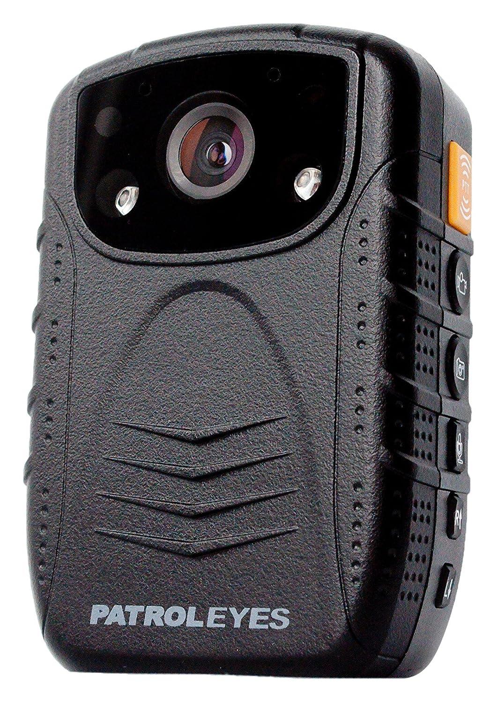Amazon.com : PatrolEyes HD 1080P Infrared Night Vision Police Body ...