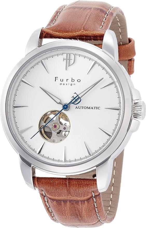[フルボデザイン] 腕時計 F5027SSBIR メンズ ブラウン