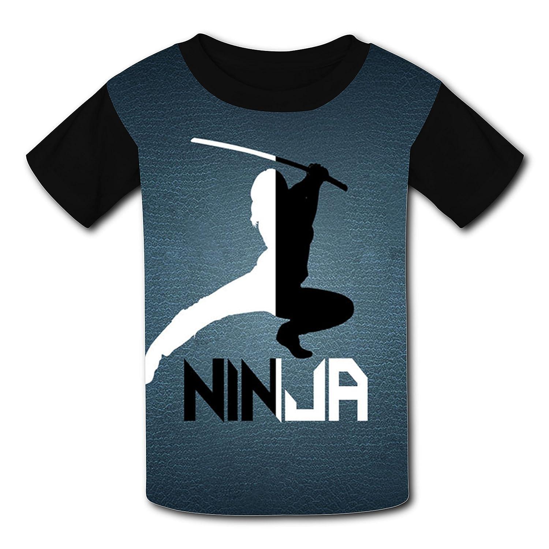 Amazon.com: TianLX Kids Ninja Killer 3D Print Fashion O-Neck ...