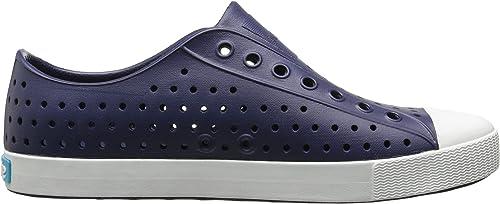 Details about  /NATIVE Sneakers Ap Moc No Perf Regatta Blue//Shell White Blue