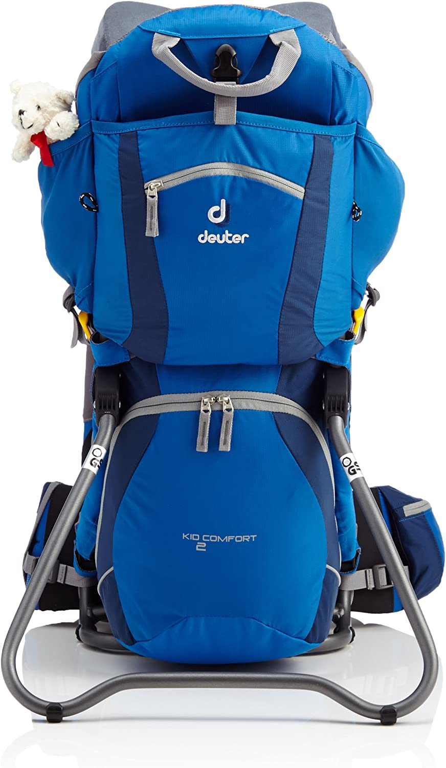 Amazon Com Deuter Kid Comfort Air With Sun Roof And Raincover Sports Outdoors