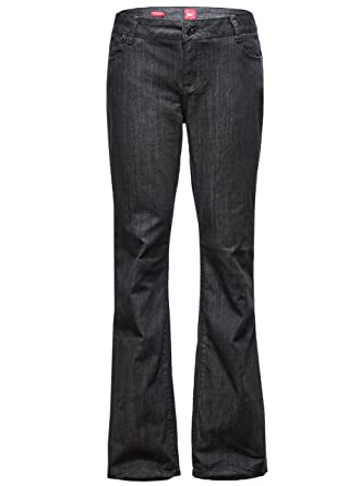 Amazon.com: Women&39s Bootcut Relaxed Fit Straight-leg Jean: Clothing