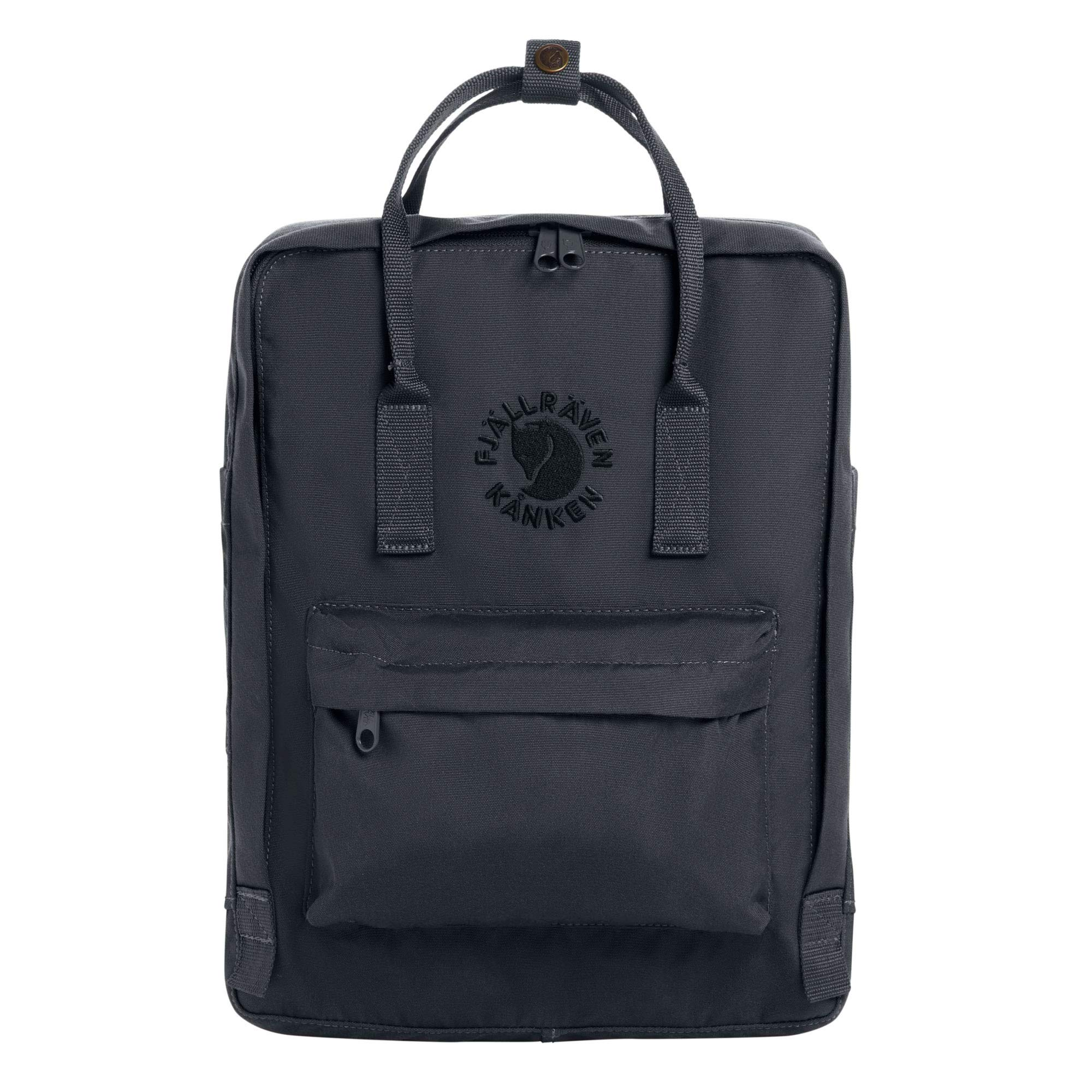 Fjallraven - Re-Kanken Recycled and Recyclable Kanken Backpack for Everyday, Slate by Fjallraven
