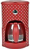 Team-Kalorik-Group TKG CM 1008 RWD Design-Kaffeeautomat mit Glaskanne von efbe-schott