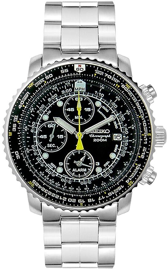 Seiko Flight SNA411 Watch