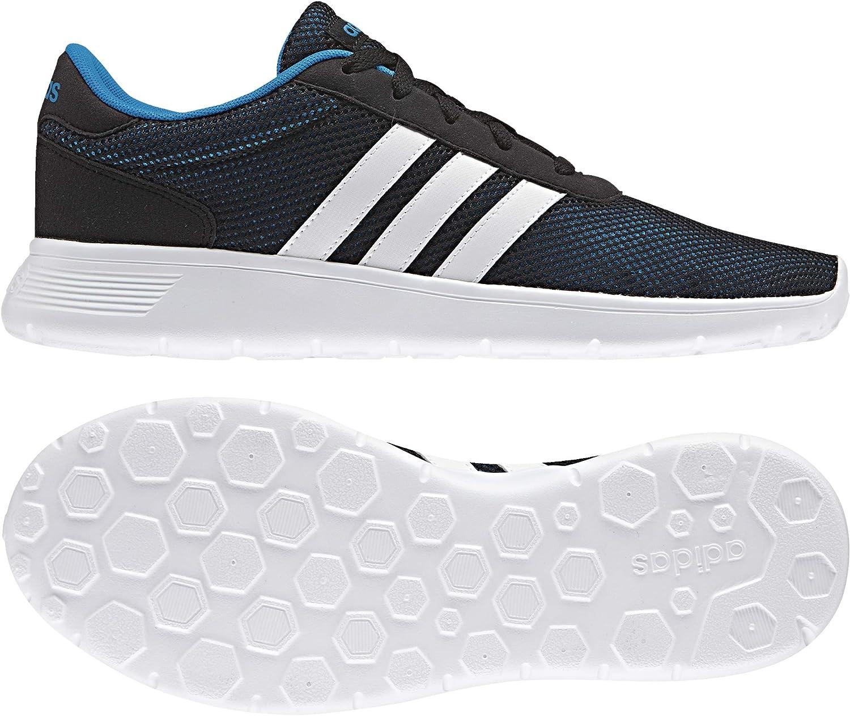 adidas Lite Racer, Chaussures de Tennis Homme, Bleu (Azusol