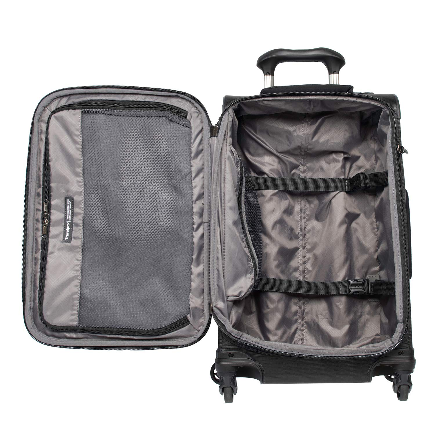 Travelpro Maxlite 4 Expandable 21 Inch Spinner Suitcase, Black by Travelpro (Image #5)