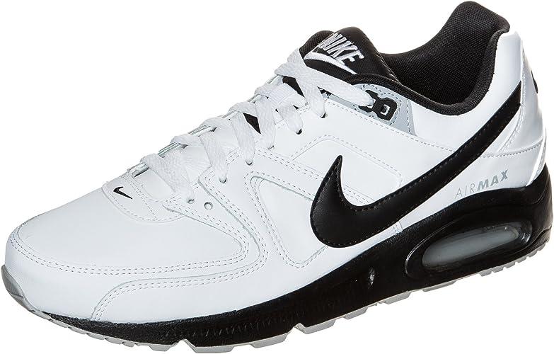 Nike Air Max Command Leder Weiß Herren 749760 101