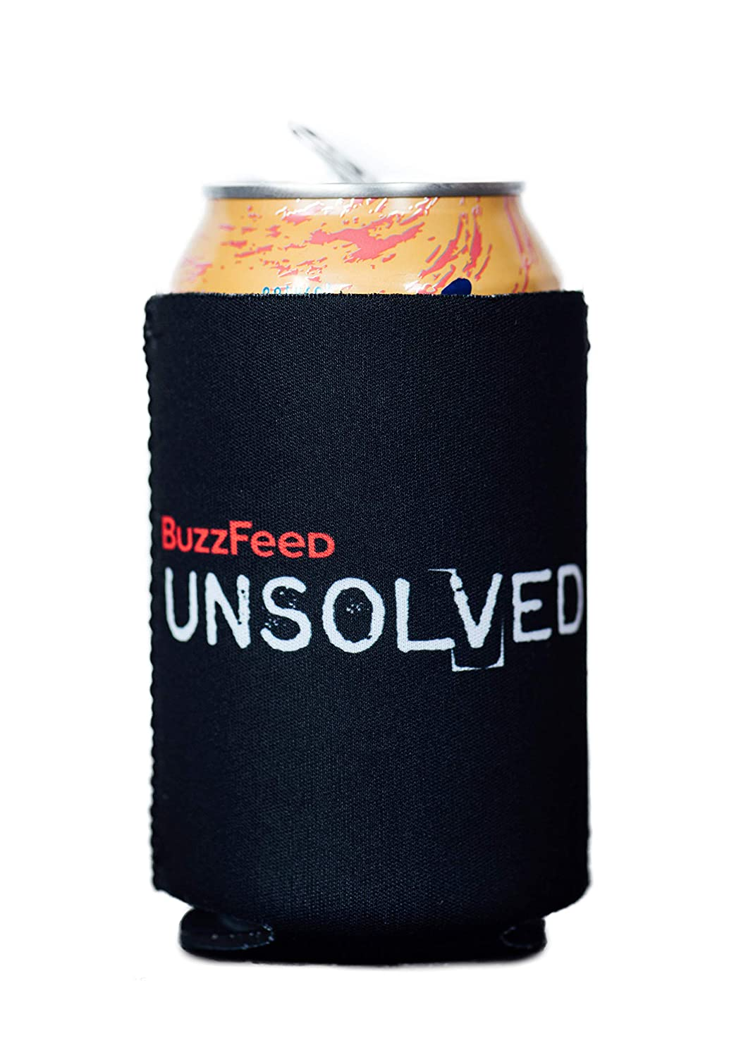 Can Cooler wheeze BuzzFeed Unsolved
