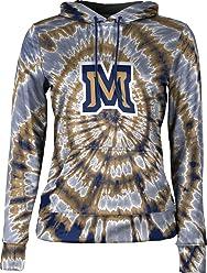 Splatter School Spirit Sweatshirt ProSphere Montana State University Girls Pullover Hoodie