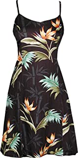 product image for Paradise Found Womens Bamboo Paradise Mini Sundress
