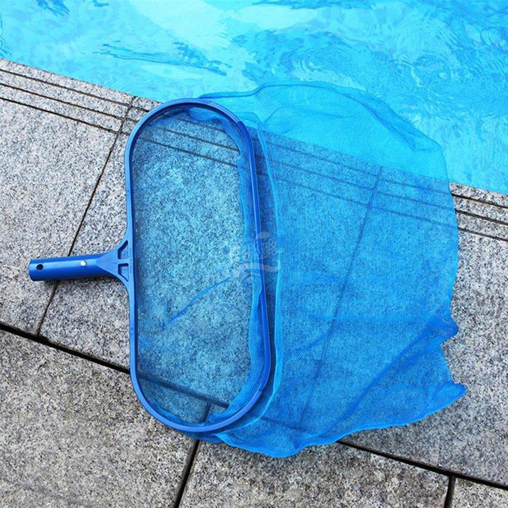 Sotoboo Swimming Pool Skimmer Deep Leaf Net Deep-Bag Pool Skimmer PP Plastic Micro-Mesh Skimmer Net Fits Most Standard Pole for Removing Swimming Pool Leaves /& Debris