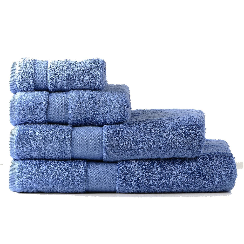 Royal Sheridan - Toallas de algodón Peinado Egipcio de Lujo, Atlantic, Alfombra de baño: Amazon.es: Hogar