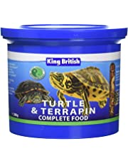 King British Turtle and Terrapin Food 200 g