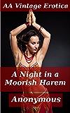 A Night in a Moorish Harem (Illustrated): Classic Victorian Erotica