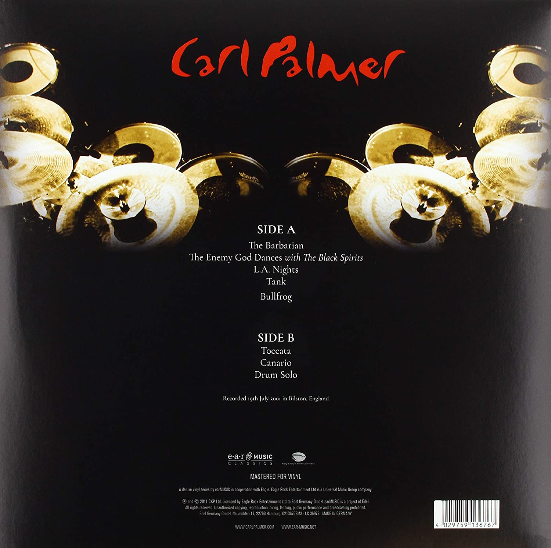 Working Live Vol.1 : Palmer,Carl Band: Amazon.es: Música