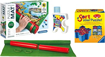 Outletdelocio Pack Puzzle Roll 2000. Tapete universal para ...