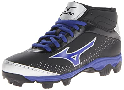 Amazon Spike Crampons Moulé Baseball Franchise Youth 9 7 Mid Mizuno B7SxOqRw7