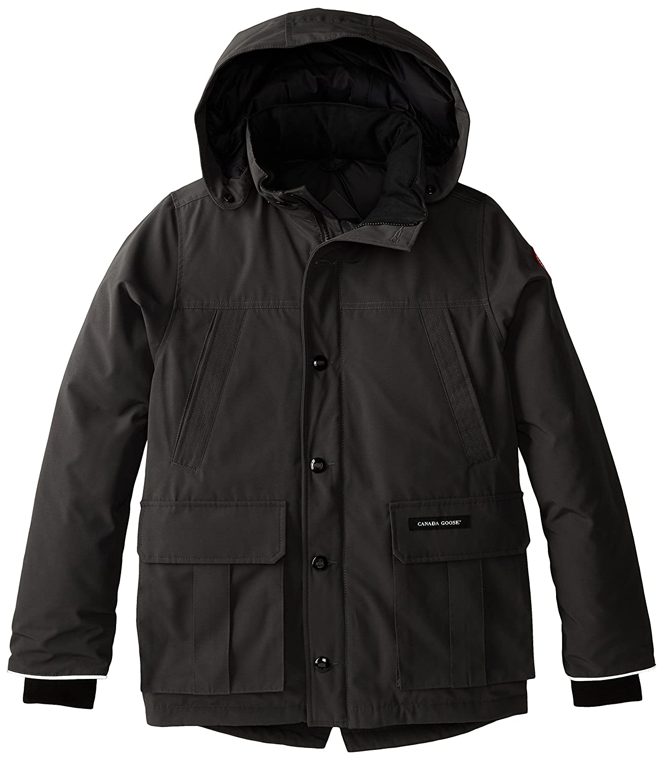 Amazon.com : Canada Goose Boys Vernon Parka : Athletic Outerwear ...
