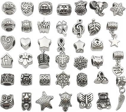Tibetan Silver Wedding Theme Charm Pendant Bead Finding Jewellery Making