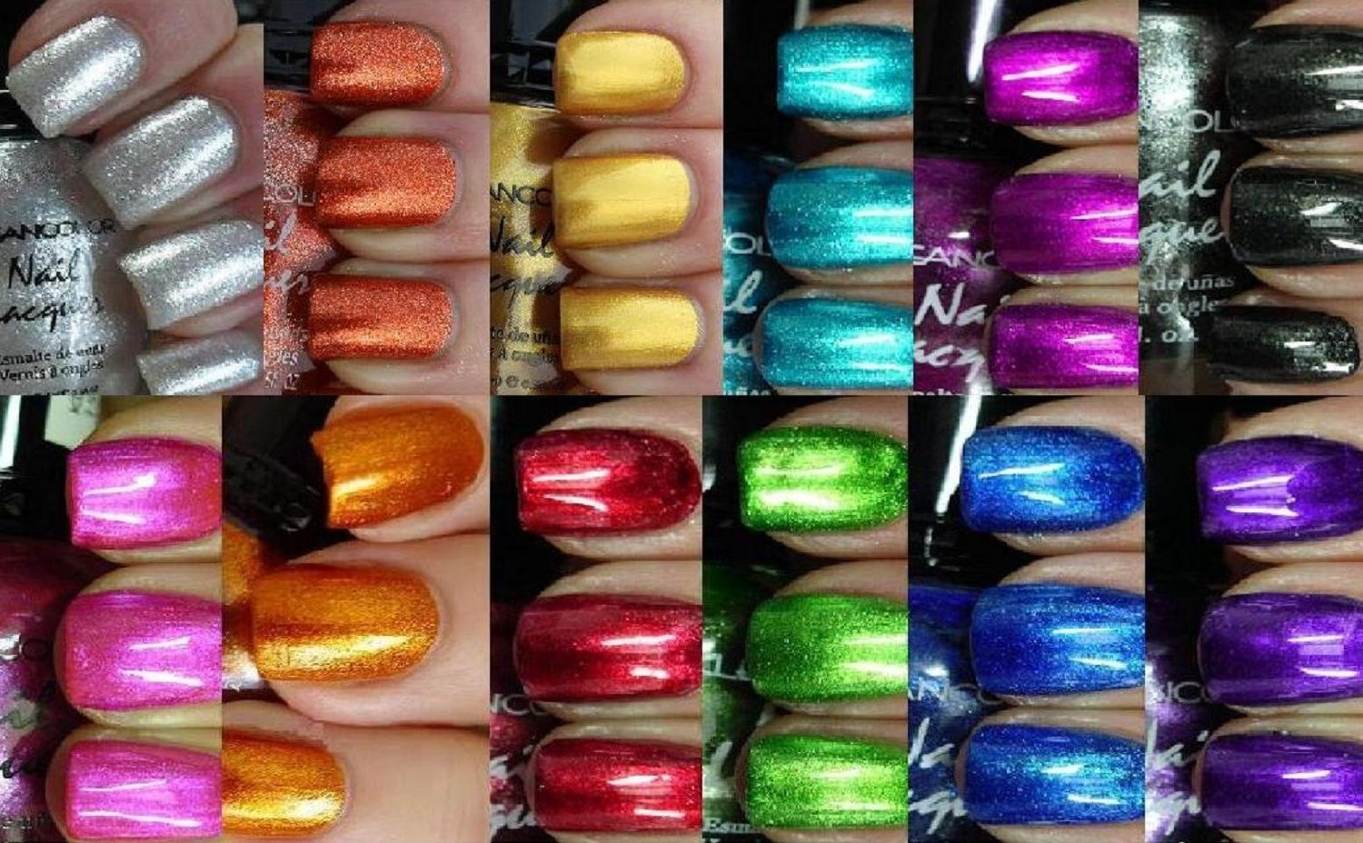 Delighted Games Nail Art Huge Justice Nail Polish Clean Nail Fungus Pictures Toenails Nail Polish In Eye What To Do Old Nail Polish That Stays On For 3 Weeks BrownSally Hansen Gel Nail Polish Colors Amazon.com : Kleancolor Nail Polish   Awesome Metallic Full Size ..