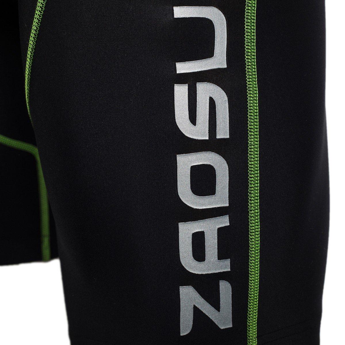 ZAOSU Z della Rivoluzione Trisuit Men/ /Costume Intero per Gli Sport Triathlon e Gare