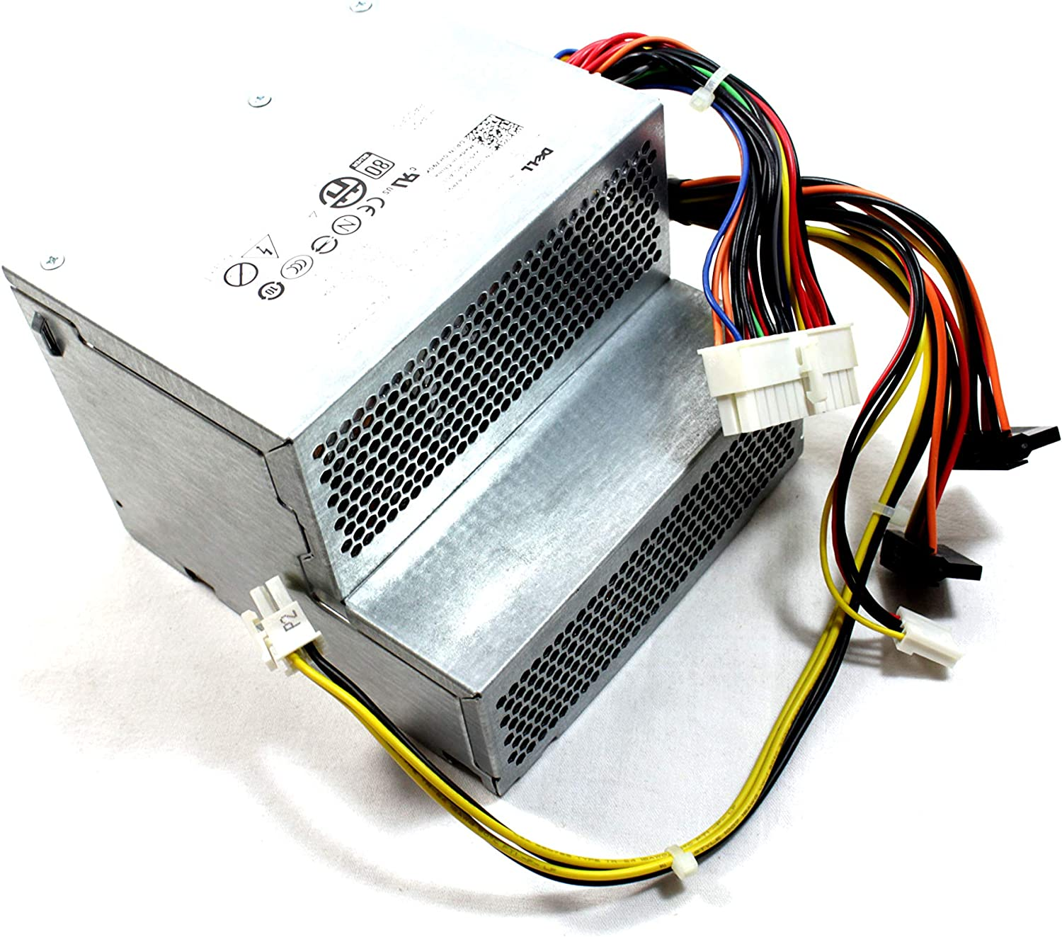 Genuine Dell 280W Replacement Power Supply Unit Power Brick For Dell Optiplex 360, 380 Desktop Systems Replaces Dell Part Numbers: H790K, H797K, M619F, M618F, D233N Replaces Dell Model Numbers: H235PD-01, D235PD-00, HP-D2553A0, B235PD-00