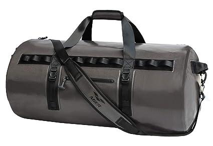 f4d17a15279b MIER Waterproof Dry Duffel Bag Airtight TPU Dry Bag for Motorcycle,  Kayaking, Rafting, Skiing, Travel, Hiking, Camping