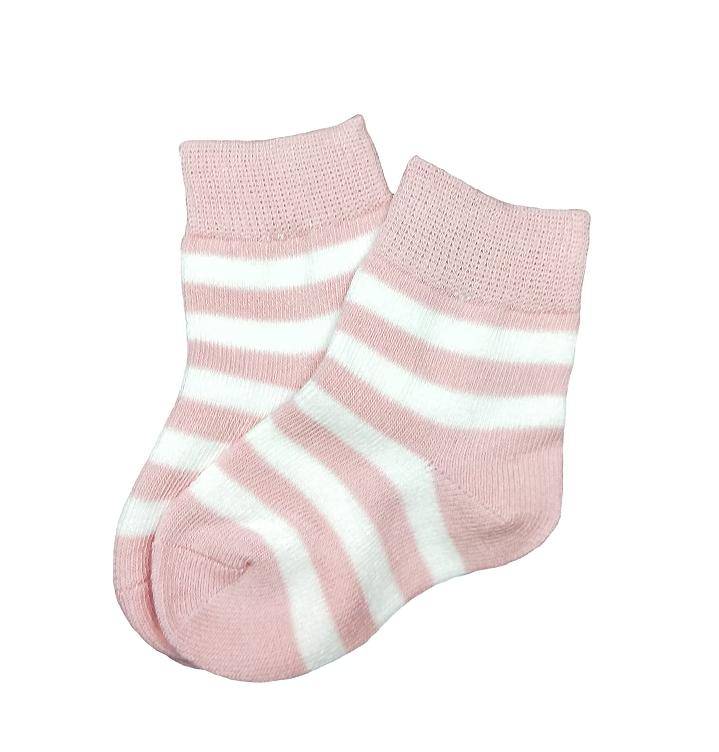 Cute /& Soft Warm Wool Cotton Newborn Socks for Infant Baby 5 Pairs Multicolor Unisex-Baby Ankle Socks