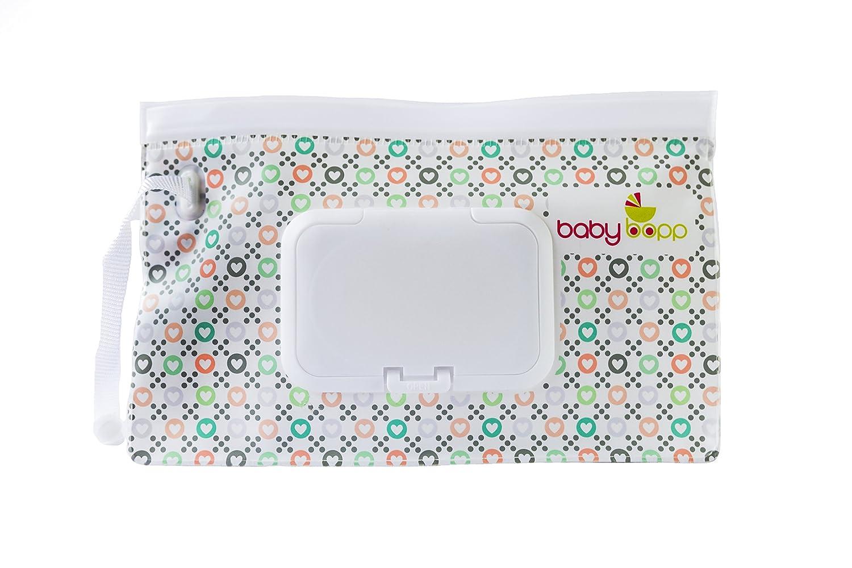 Reusable Travel Case 2-pack Baby Bopp Wipes Dispenser
