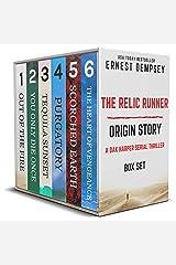The Relic Runner Origin Story Box Set: Books 1-6: A Dak Harper Serial Thriller Kindle Edition