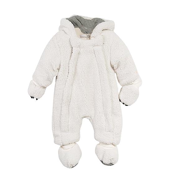 c249521db6334 Catimini Pilote - Combinaison de neige - Uni - Bébé fille  Amazon.fr   Vêtements et accessoires