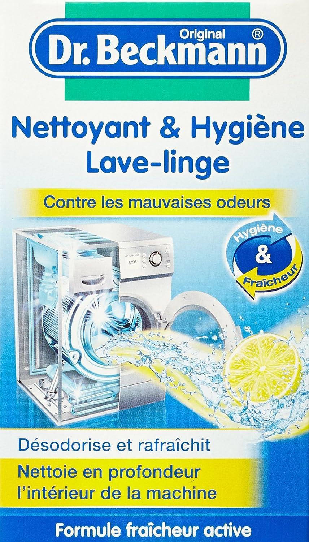 Dr.Beckmann - Poudre Hygiène Lave Linge - 36 g: Amazon.fr ... - Produit Pour Nettoyer Lave Linge