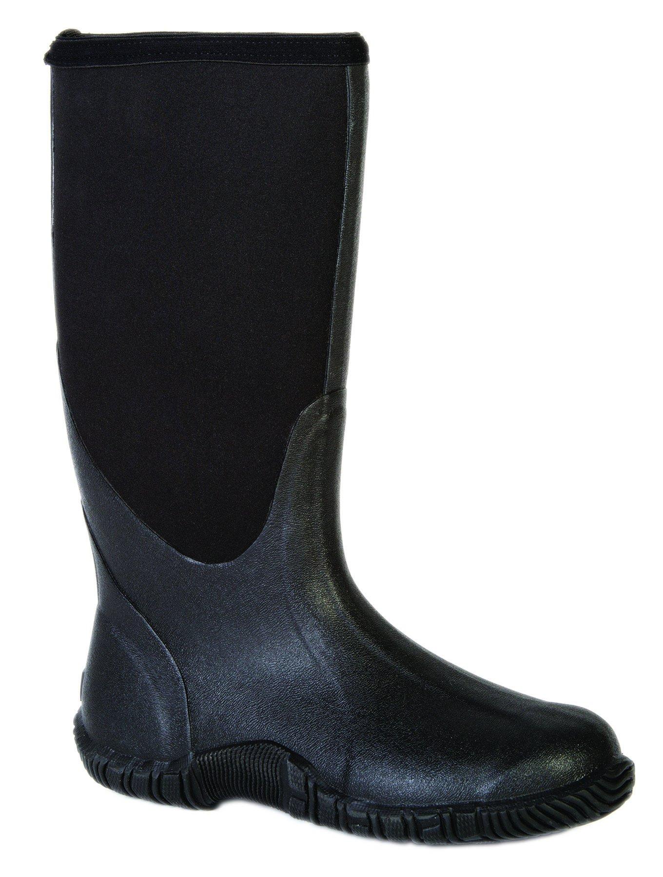 Ranger Outdoor Comfort Series Cal 15'' Men's Waterproof Boots, Black (67507)