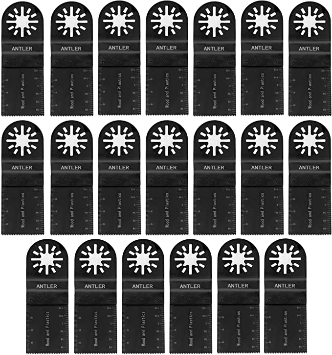 5x saxton 35mm en bois dur lame pour fein multimaster bosch makita outils multifonction