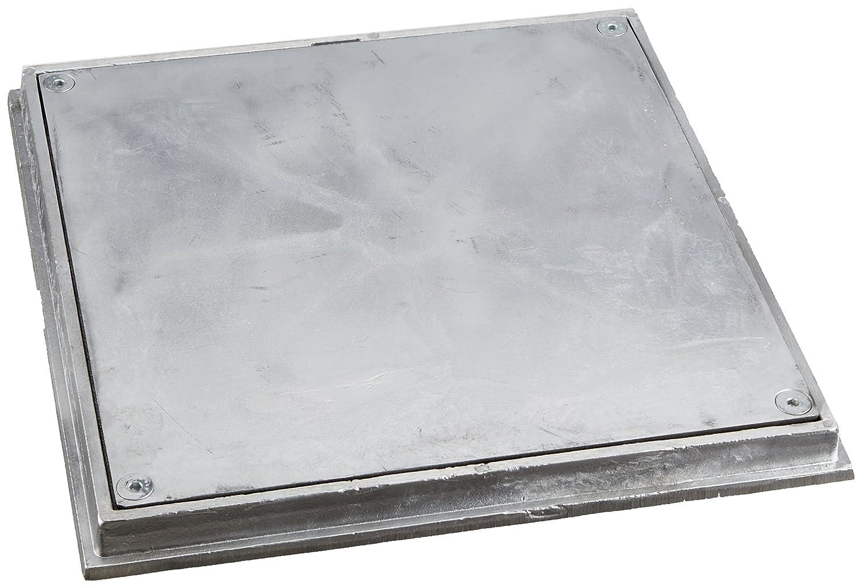 Hydrafix 6140B40 Tapa con Marco de Registro Estanca, 40 x 40 cm