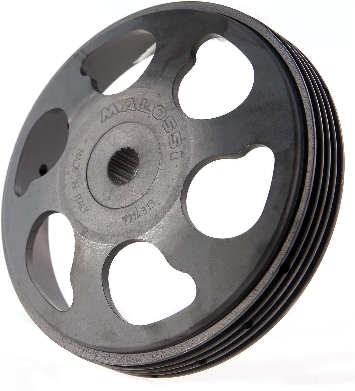 color negro 107 mm de di/ámetro Campana de embrague para MINARELLI MALOSSI MHR