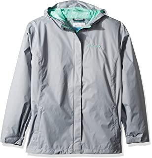 9e703fb97 Amazon.com: Columbia Girl's Switchback Rain Jacket: Clothing
