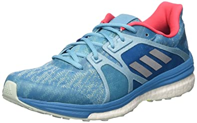huge discount 3fefd efd23 adidas Supernova Sequence 9, Chaussures de Running Femme, Bleu (Vapour Blue  F16