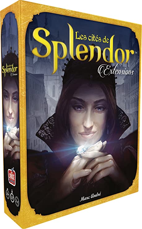 SPLENDOR extension Les Cités de Splendor