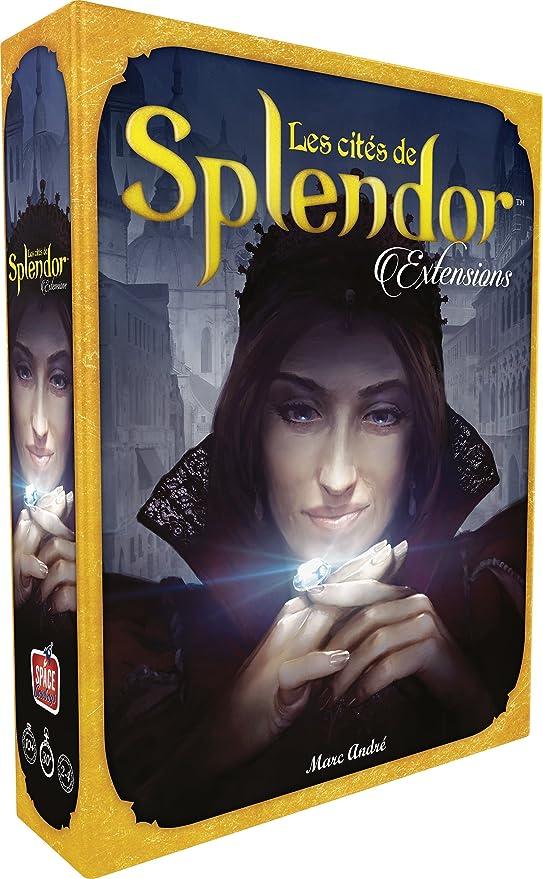 Asmodee – Extensión Las Casas de Splendor, scspl02fr, no precisa ...
