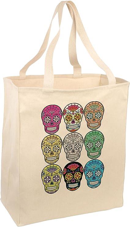 Dia de Los Muertos Party Girl Tote Bag