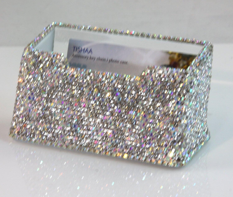 Amazon.com: TISHAA TISHAA Crystal Spark Bling Bling Decorative ...