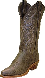 product image for Abilene Women's Boot Vintage Nailhead Cowgirl Snip Toe - 9207
