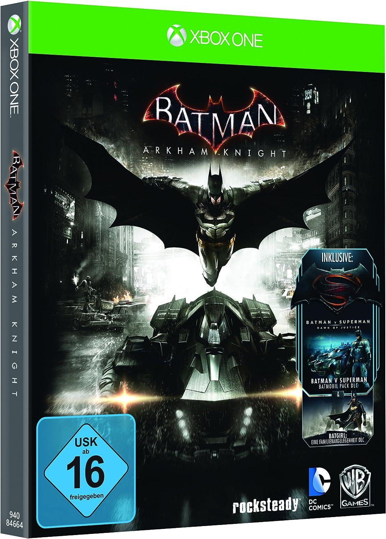 Batman: Arkham Knight (Sonder-Edition) [Importación alemana ...
